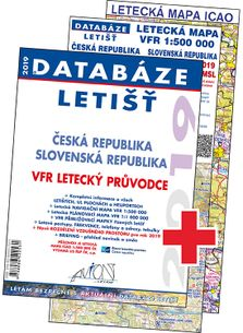 DATABÁZE LETIŠŤ ČR+SR 2019 (KLASICKÁ VERZIA)