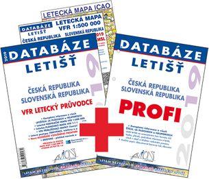 DATABÁZE LETIŠŤ ČR+SR 2019 (KOMPLETNÁ VERZIA)