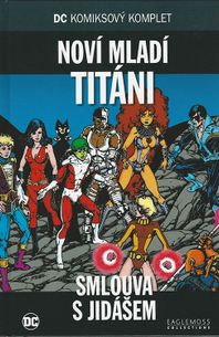 DC KK 55: Noví mladí Titáni - Smlouva s Jidášem