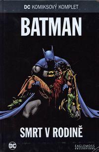 DC KK 18 - Batman: Smrt v rodine
