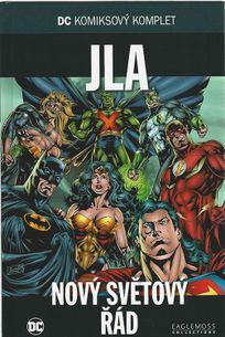 DC KK 54: JLA - Nový světový řád