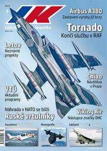 Letectví + kosmonautika č.03/2019 (e-vydanie)