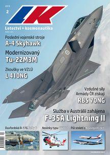 Letectví + kosmonautika č.02/2019 (e-vydanie)