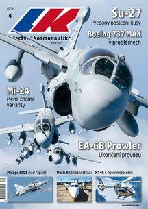 Letectví + kosmonautika č.04/2019 (e-vydanie)