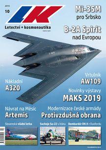 Letectví + kosmonautika č.10/2019 (e-vydanie)