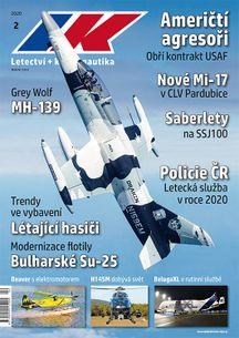 Letectví + kosmonautika - predplatné