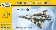 Mirage IIICJ/CZ 'Mach 2 Warrior' (Israeli, Argentinian & South African AF)