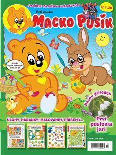 Macko Pusík č. 04/2019 (e-verzia)