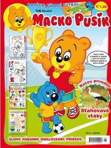 Macko Pusík č. 05/2019 (e-verzia)