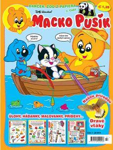 Macko Pusík č. 07/2019 (e-verzia)