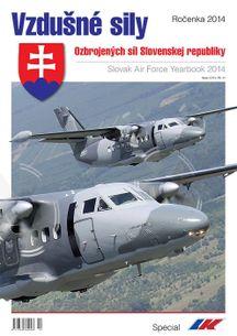 Vzdušné sily Ozbrojených síl Slovenskej republiky - ročenka 2014