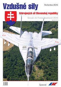 Vzdušné sily Ozbrojených síl Slovenskej republiky - ročenka 2015 (e-vydanie)