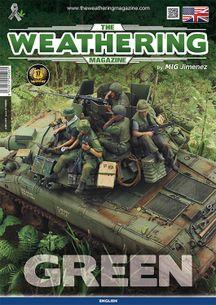 The Weathering magazine 29 - GREEN (ENG e-verzia)