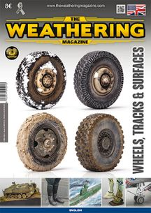The Weathering magazine 25 - WHEELS,TRACKS AND SURFACES (ENG e-verzia)