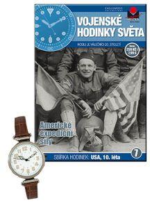 Vojenské hodinky světa č.07 - Americké expediční síly
