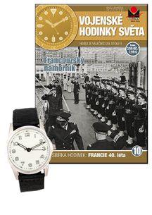 Vojenské hodinky světa č.10 - Francouzský námořník 40. léta 20. století.