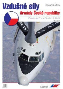 Vzdušné síly Armády České republiky – ročenka 2015 (e-vydanie)