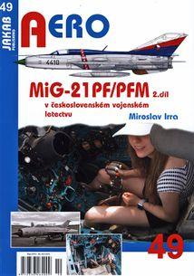 Aero 49 - Mig-21 PF/PFM 2. díl