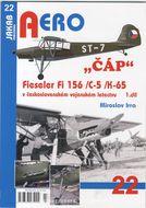 """Aero 22: """"ČÁP"""" Fieseler Fi 156 /C-5 /K-65 v československém vojenském letectvu - 1.díl"""