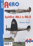 Aero 17 - Spitfire Mk. I a Mk. II 1. díl