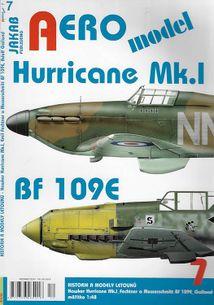 AERO model č. 7/2019 Hurricane Mk.I a Bf 109E
