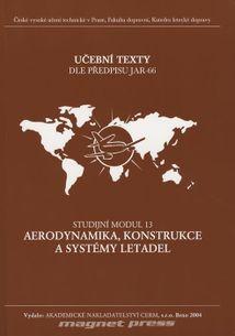 Aerodynamika, konstrukce a systémy letadel