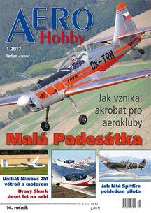 Aerohobby č.01/2017 (e-vydanie)