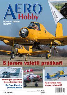 Aerohobby č.02/2019 (e-vydanie)