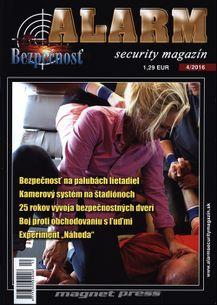 Alarm security magazin