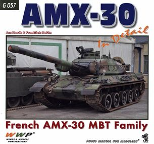 French AMX-30 MBT Family in Detail