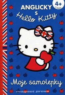 Anglicky s Hello Kitty - Moje samolepky 4+