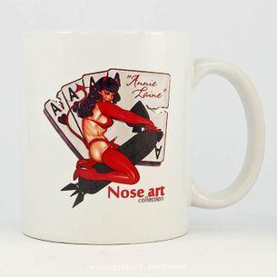 Hrnček - Nose Art Collection 01