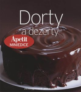 Dorty a dezerty - Apetit miniedice (paperback)