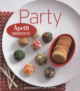 Party - Apetit miniedice (paperback)