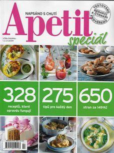Apetit speciál 30 - 5 čísel časopisu 01-04,06/2019