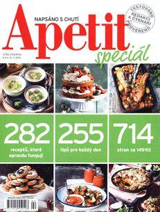 Apetit speciál 29 - 5 čísel časopisu 06-11/2018