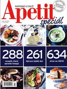 Apetit speciál 28 - 5 čísel časopisu 01-05/2018