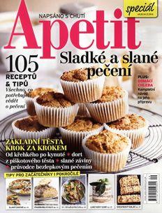 Apetit - Sladké a slané pečení 2016