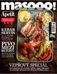 Masooo! - Vepřový speciál 2018 časopisu Apetit