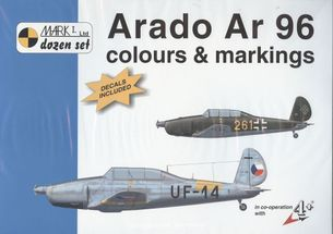 Arado Ar-96 - colours & markings 1:72