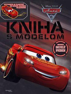 Autá 3: Kniha s modelom