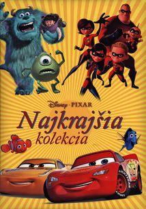 Disney Pixar: Najkrajšia kolekcia