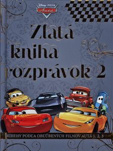 Autá: Zlatá kniha rozprávok 2