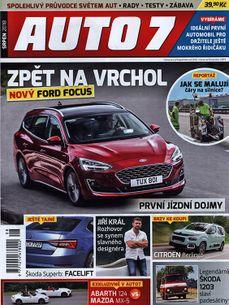 Auto7 - predplatné