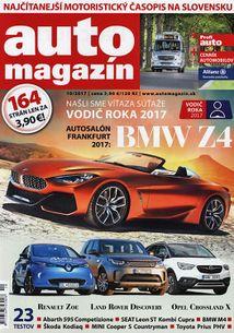 Auto magazín