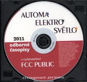 CD - Automa, Elektro, Světlo 2011