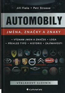 Automobily - jména, značky a znaky