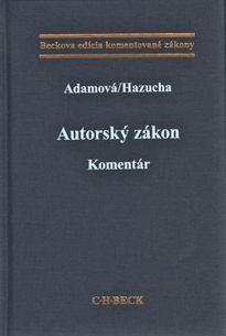 Autorský zákon. Komentár