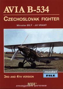 Avia B-534 Czechoslovak Fighter