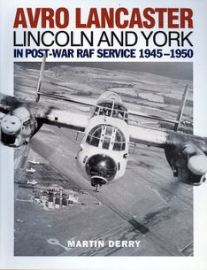 Avro Lancaster Lincoln and York